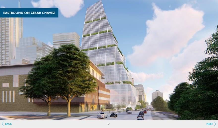 35 étages, 73 000 m² : le prochain building de Google va faire tourner des têtes