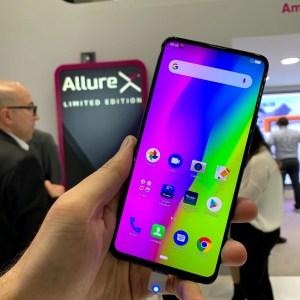 Prise en main du Condor Allure X au MWC 2019, un smartphone qui a belle allure