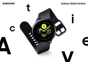 Samsung Galaxy Watch Active officialisé : la montre intelligente dédiée aux sportifs