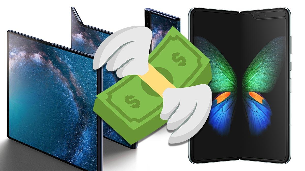 Le plus gros problème des Huawei Mate X et Samsung Galaxy Fold n'est pas leur prix – MWC 2019