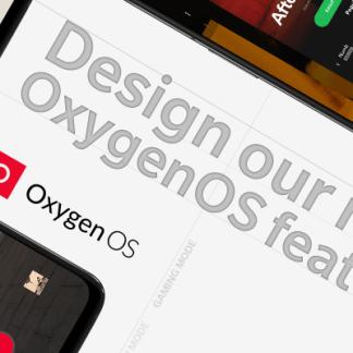 OnePlus vous met à l'épreuve : créez les nouvelles fonctionnalités d'OxygenOS dans le cadre du #PMChallenge