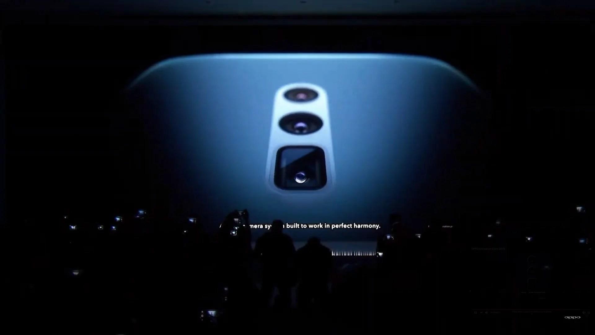 Zoom x10 d'Oppo : le 1er smartphone équipé très bientôt commercialisé – MWC 2019