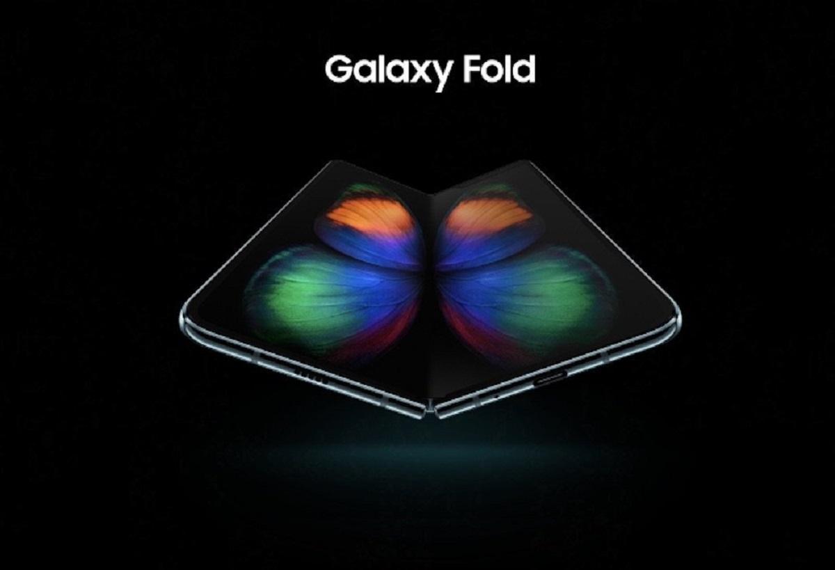 Samsung Galaxy Fold : deux images potentielles du smartphone pliable apparaissent
