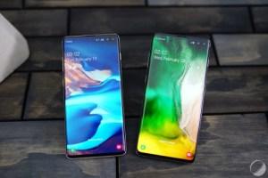Samsung Galaxy S11 : l'écran pourrait s'étirer à un format 20:9
