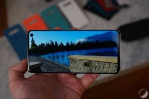 En 2020, préparez-vous à voir beaucoup plus de smartphones AMOLED
