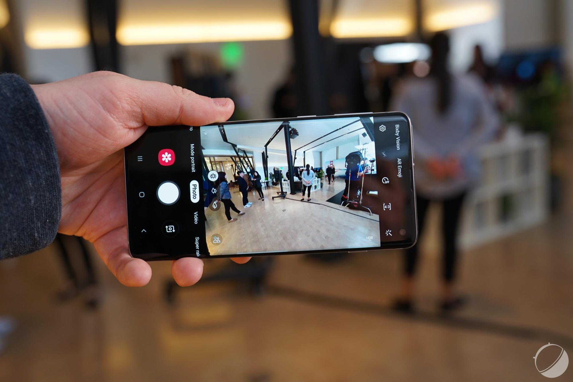 En photographie, le Galaxy S10 Plus fait aussi bien que le Mate 20 Pro selon DxOMark