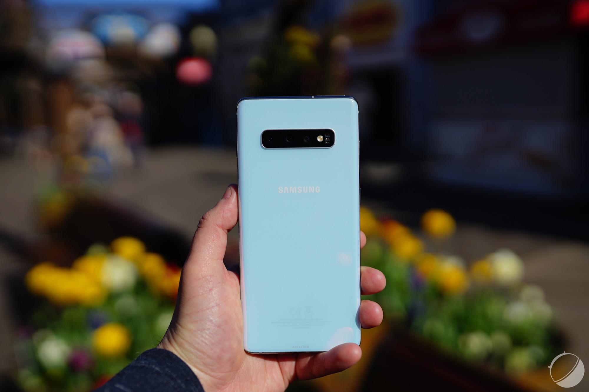 Le Samsung Galaxy S10+ coûte 10% de plus à produire, la faute à l'écran et l'appareil photo
