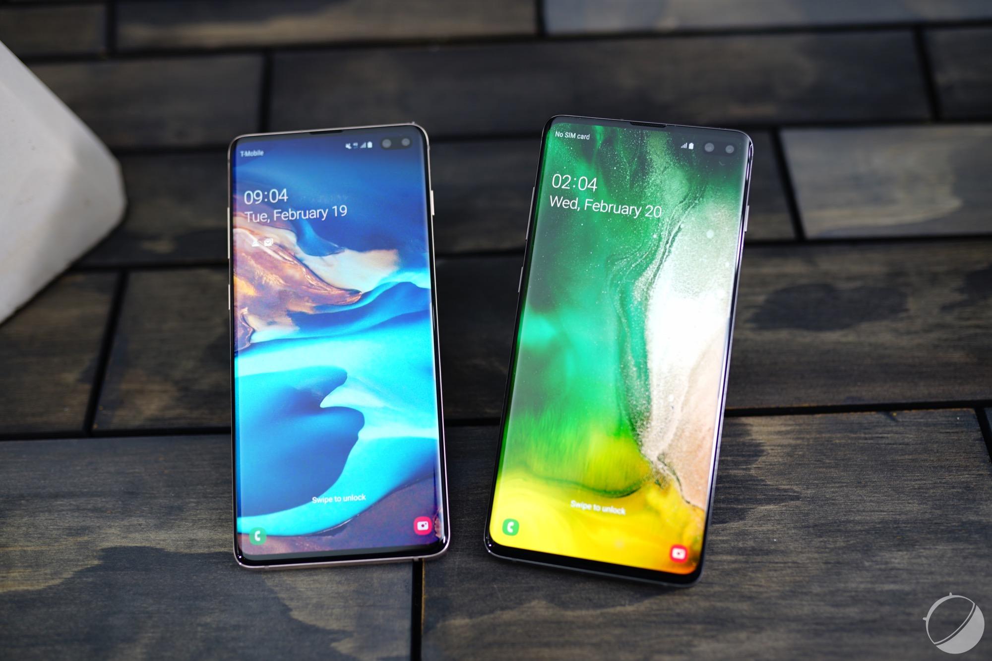 Encore une fois, le Samsung Galaxy S10+ sous Snapdragon 855 reste plus puissant que l'Exynos 9820