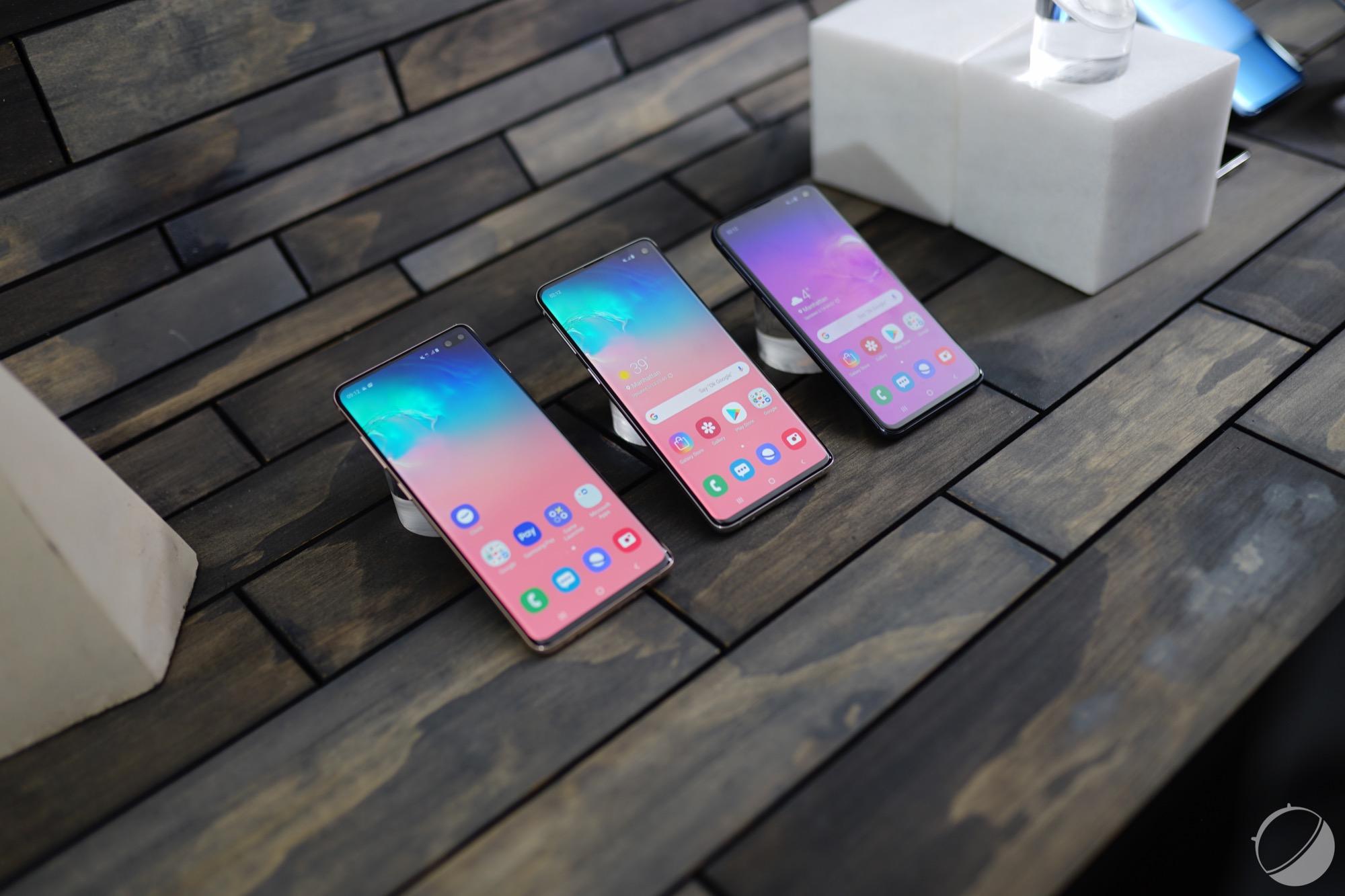 3 actualités qui ont marqué la semaine : Galaxy S10 et Fold officialisés, réduction à vie chez Free et OLED 4K HDR pour le Xperia 1