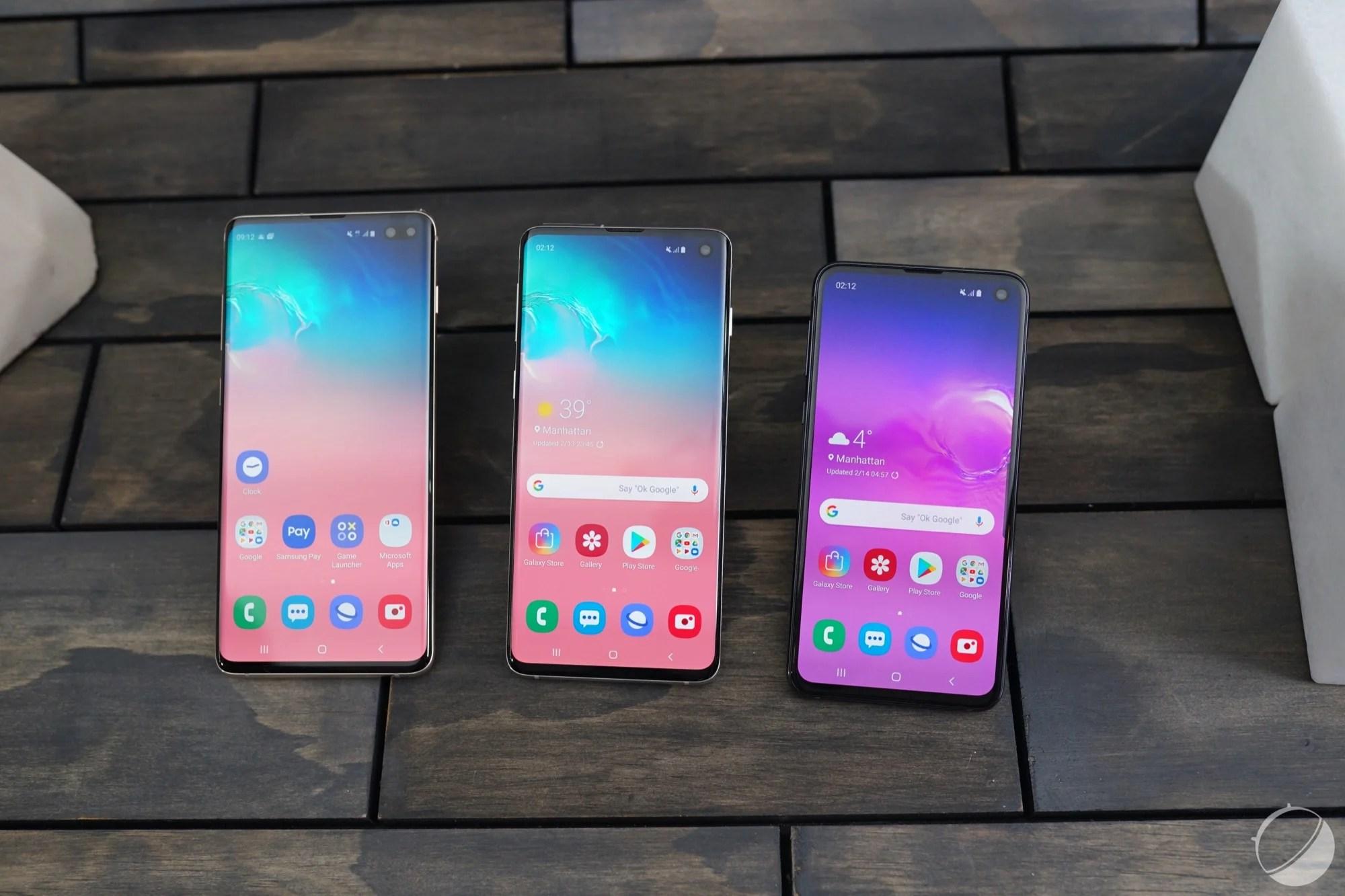 Les Samsung Galaxy S10 auront McAfee préinstallé, comme les pires ordinateurs portables – MWC 2019