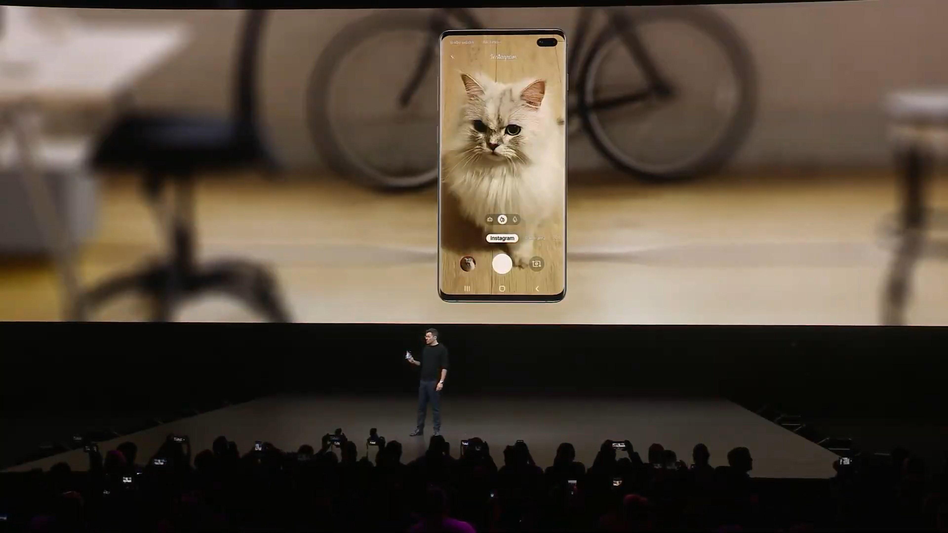 Le Samsung Galaxy S10 est le meilleur smartphone pour Instagram
