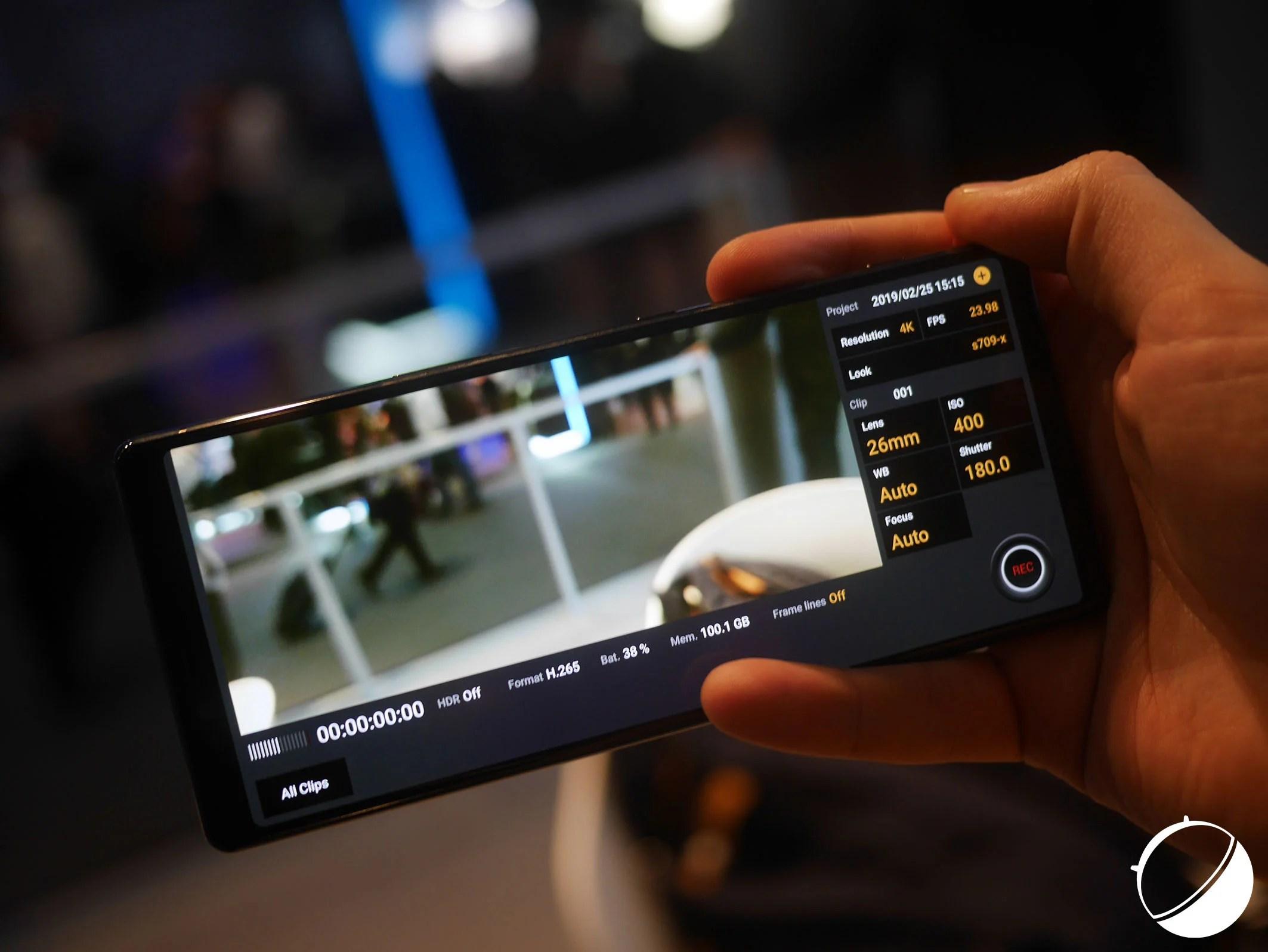 Sony (Xperia) travaille enfin avec Sony (Alpha) pour l'appareil photo de ses smartphones