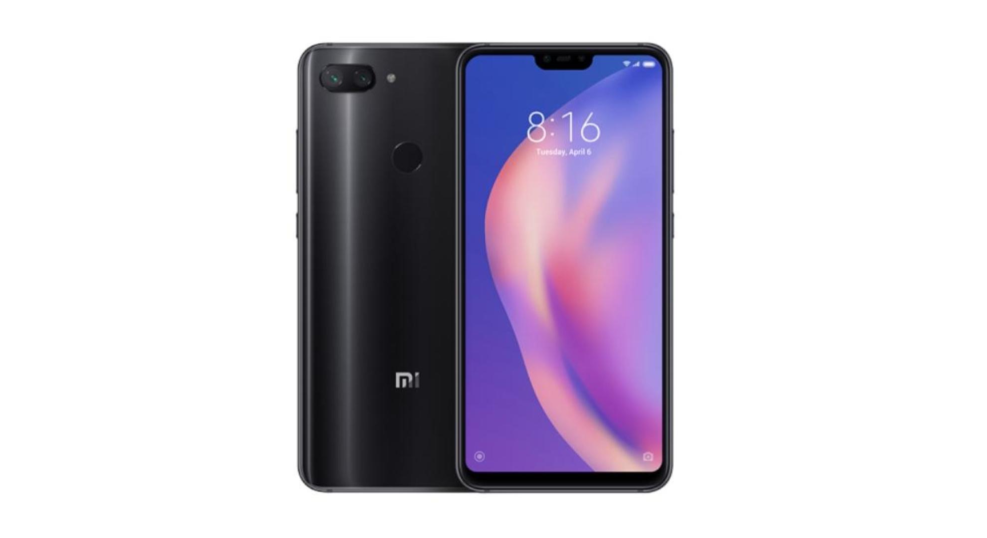 🔥 Bon plan : seulement 148 euros pour le Xiaomi Mi 8 Lite (4+64 Go)