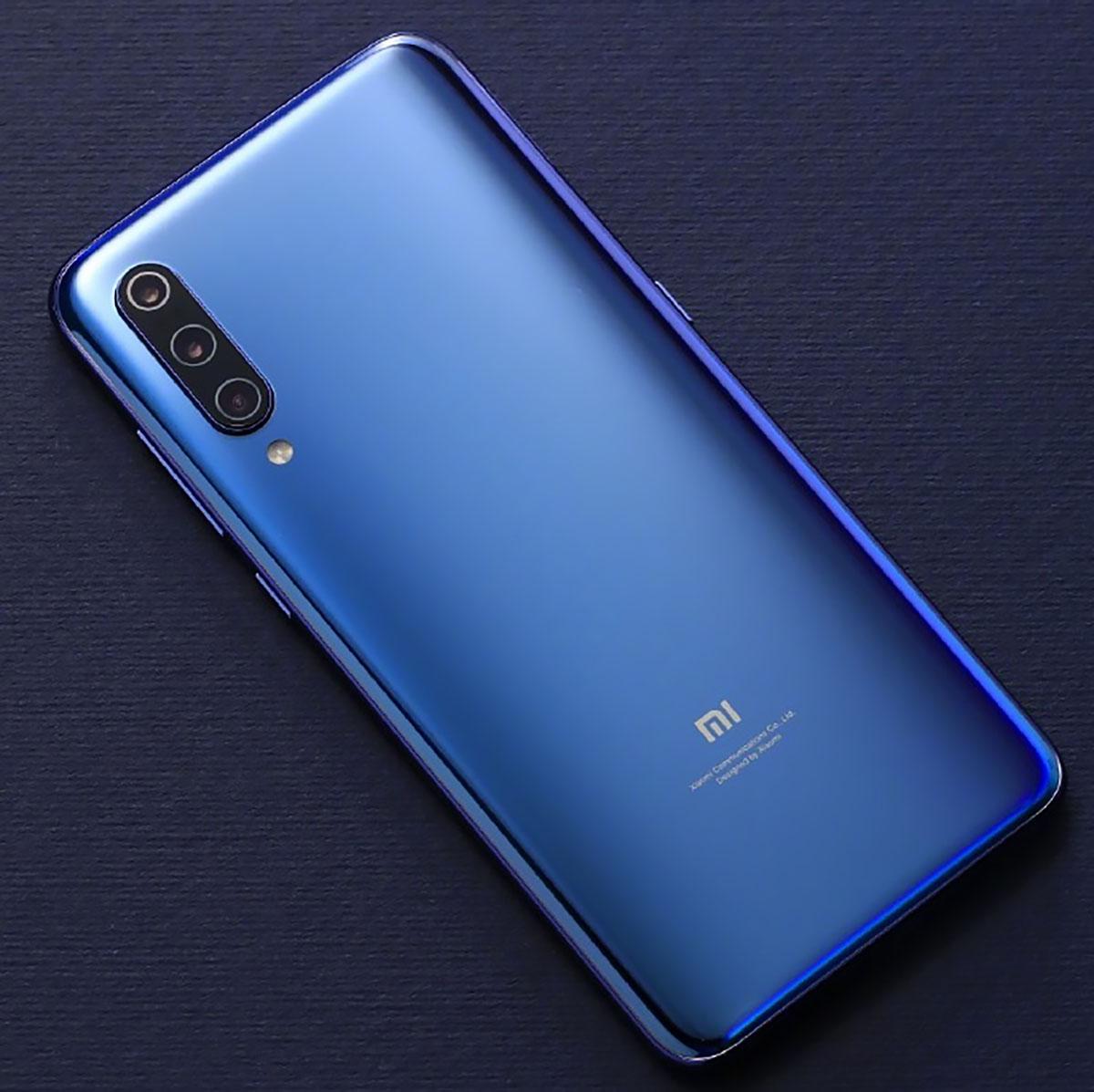 Xiaomi Mi 9 : voici les premières photos officielles du smartphone