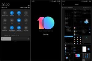 MIUI 10 : comme Samsung One UI, Xiaomi apporte un thème sombre natif à son interface