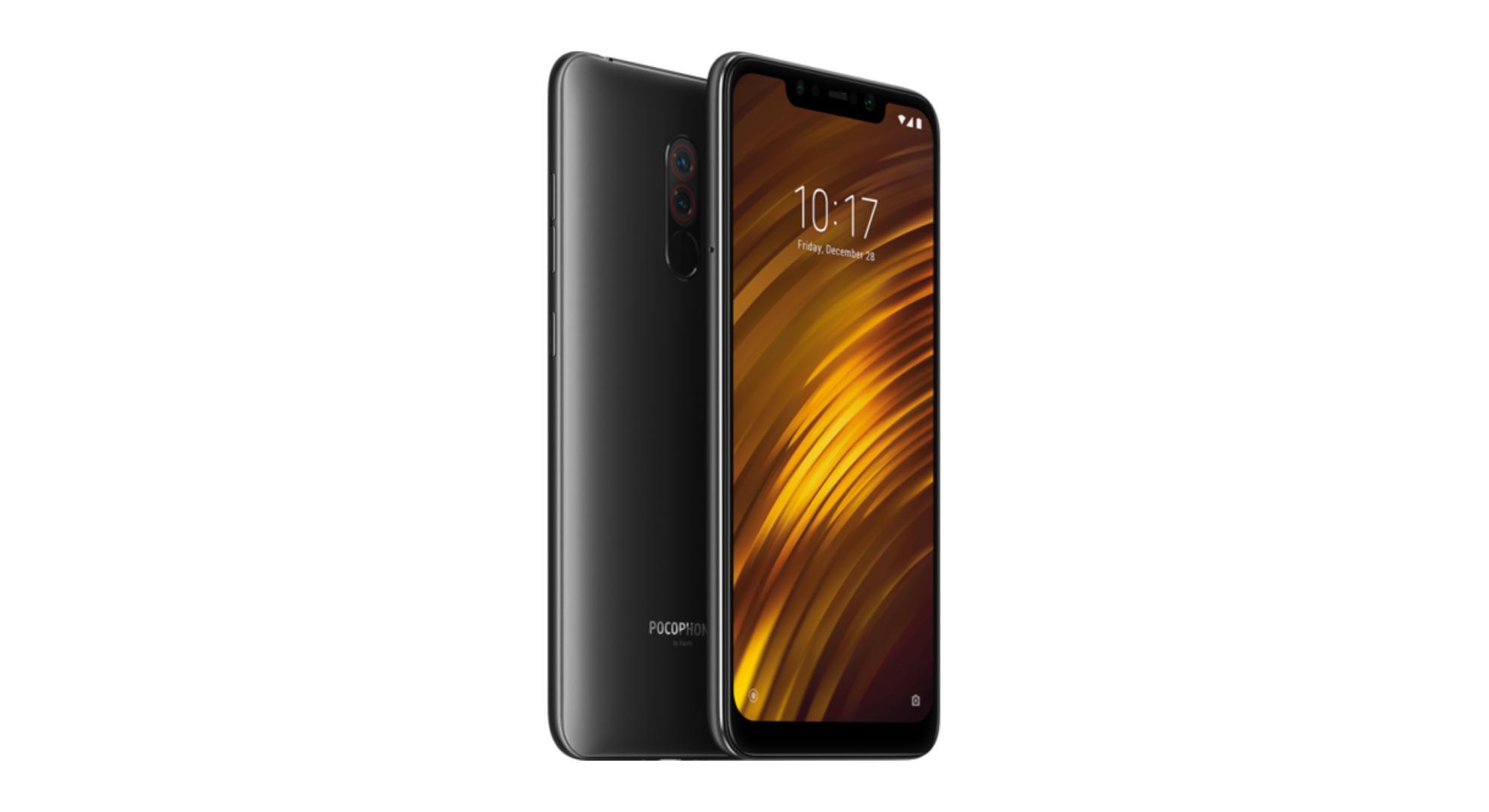 🔥 Bon plan : le Xiaomi Pocophone F1 (Snapdragon 845) passe à 258 euros