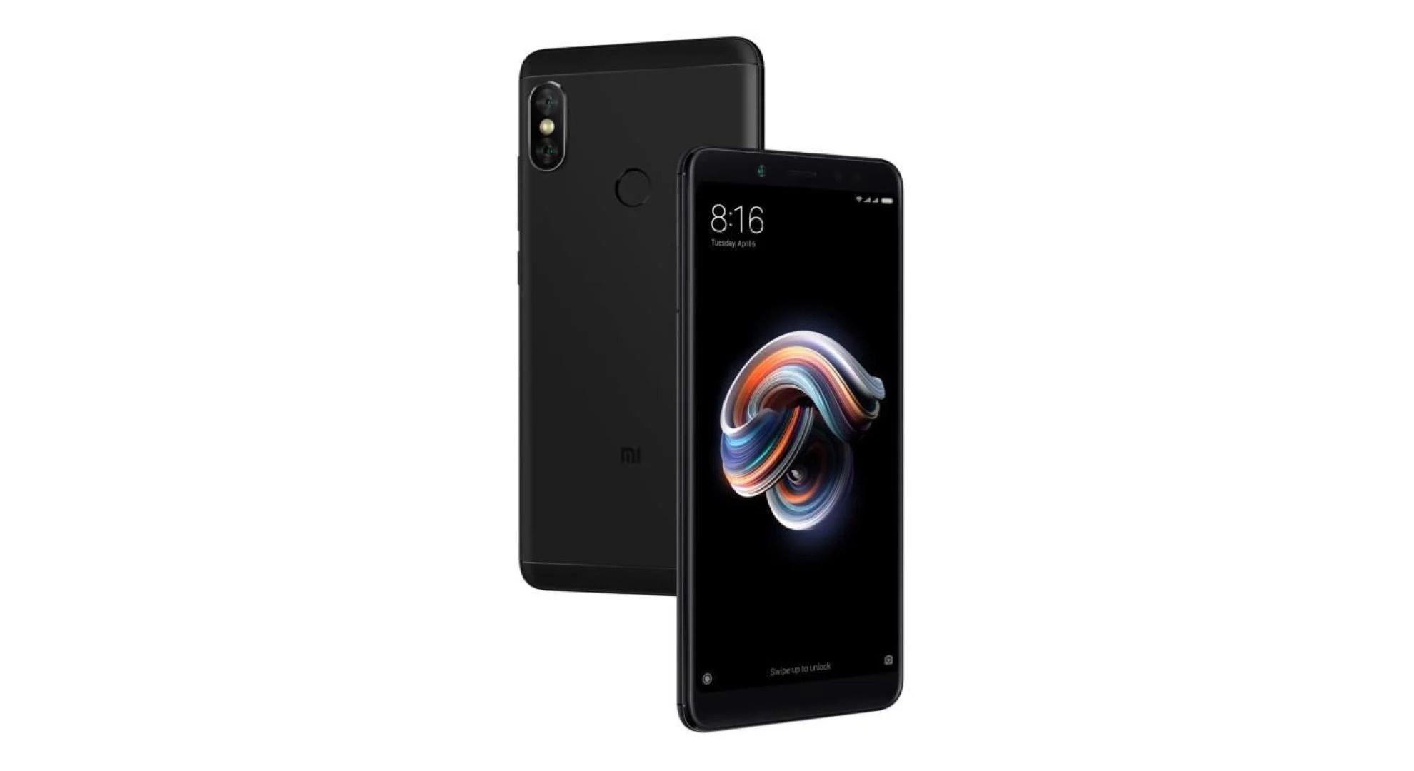 Le Xiaomi Redmi Note 5 à 119 euros sur Cdiscount