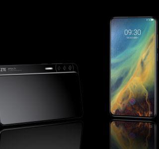 Axon S : ZTE cherche à réinventer le smartphone à slider