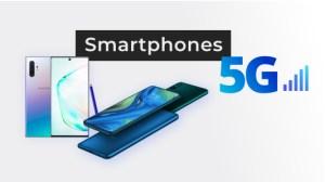 Tous les smartphones compatibles 5G lancés ou annoncés en 2020