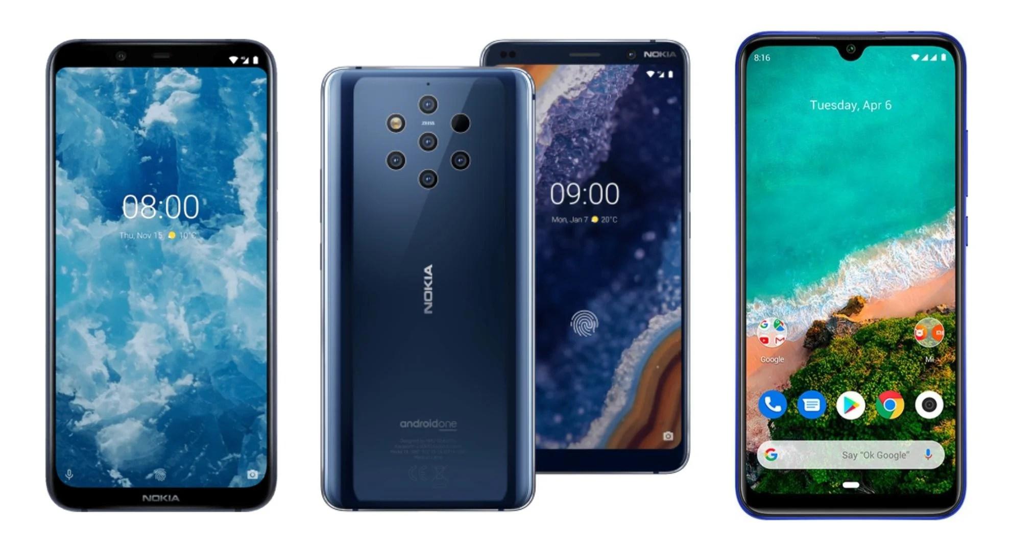 Les meilleurs smartphones Android One en 2021 : la sélection de Frandroid