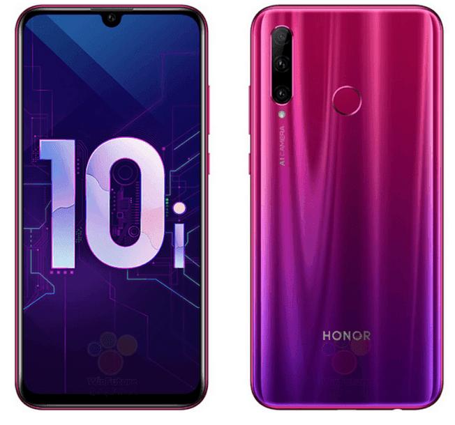 Honor 10i : la marque chinoise lance un Honor 10 Lite avec un capteur ultra grand-angle