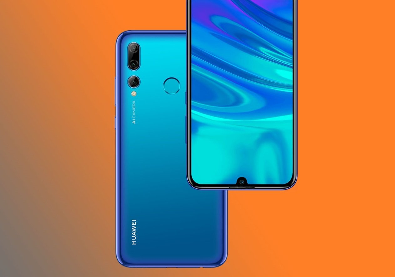 Huawei étend sa gamme P Smart avec une version P Smart+ 2019 qui a plus… d'appareils photo