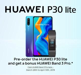 Le Huawei P30 Lite est discrètement officialisé par la marque