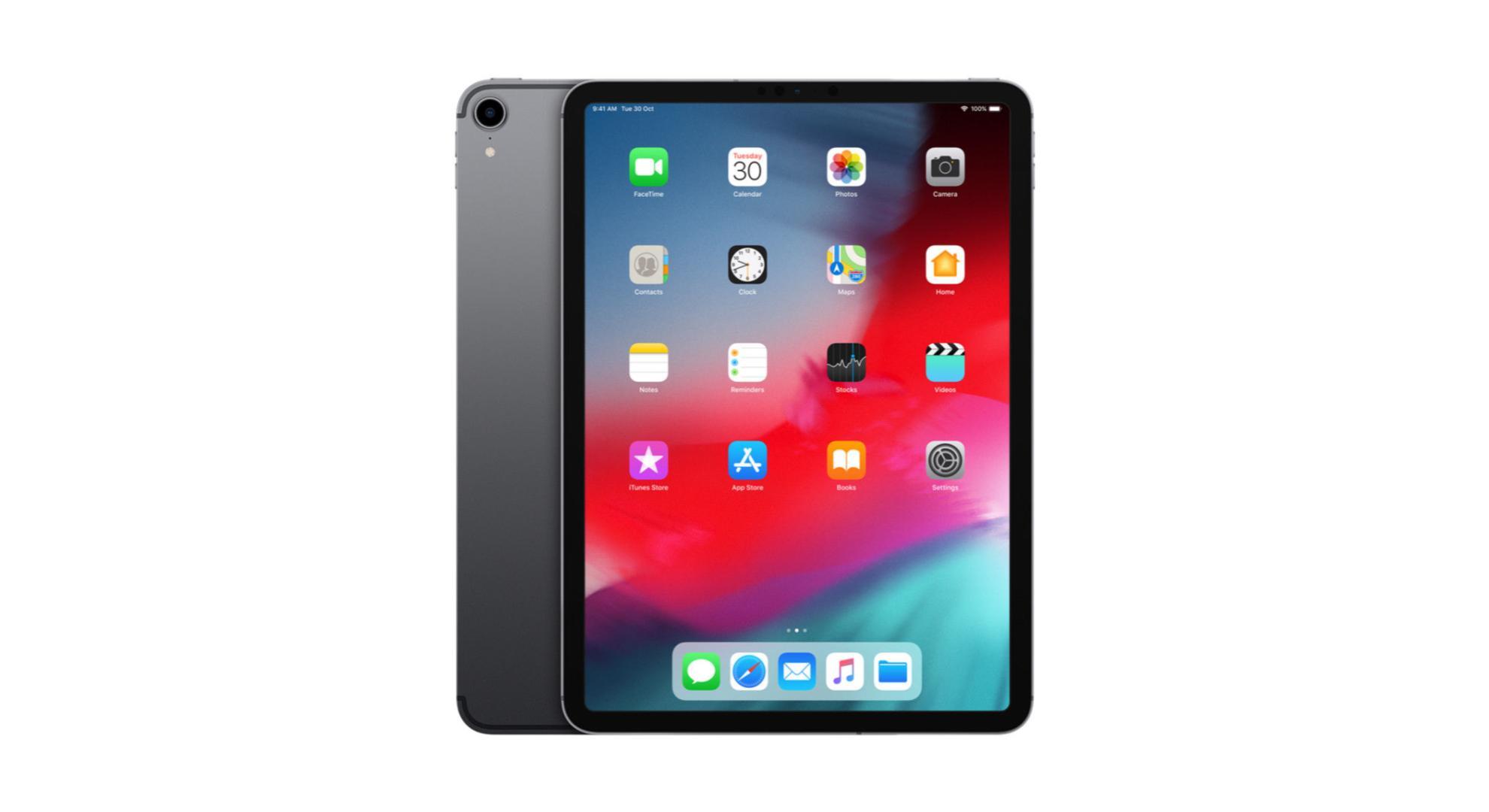 🔥 Bon plan : l'iPad Pro 11 (2018) est à 699 euros au lieu de 899 euros