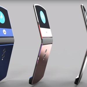 Smartphone pliable de Motorola : sa fiche technique supposée se dévoile en partie