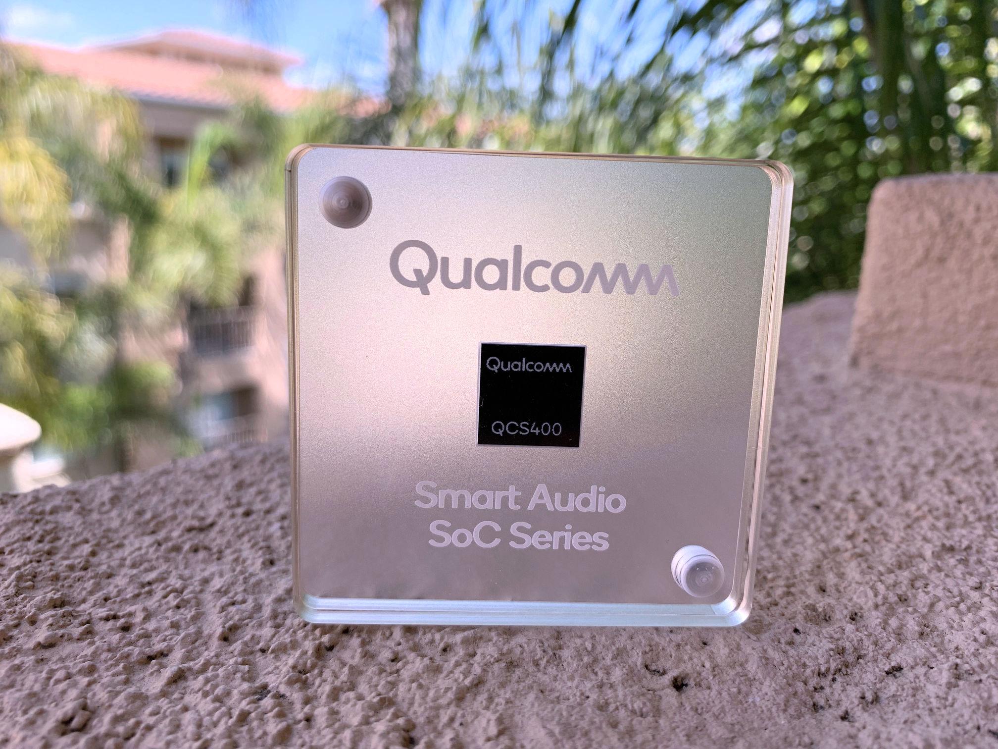 Qualcomm veut mettre de l'IA et du Dolby dans tous nos produits audio (et c'est prometteur)