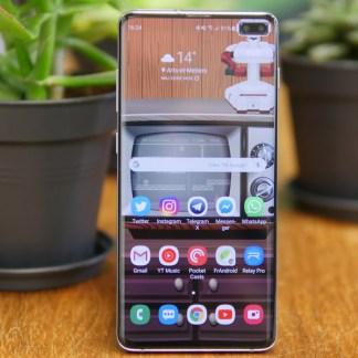 Test du Samsung Galaxy S10+ : plus d'autonomie pour encore plus de plaisir