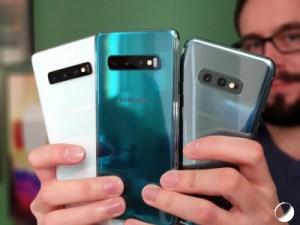 Galaxy S10 : Samsung One UI 2.0 se déploie en France pour tout le monde désormais