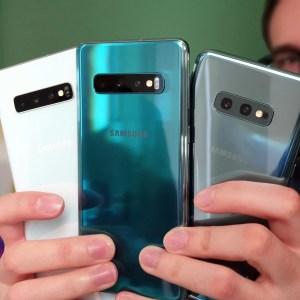 Quel smartphone Samsung acheter en 2021 ?