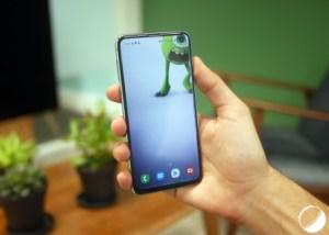 Test du Samsung Galaxy S10e : l'essentiel d'un haut de gamme dans un petit format
