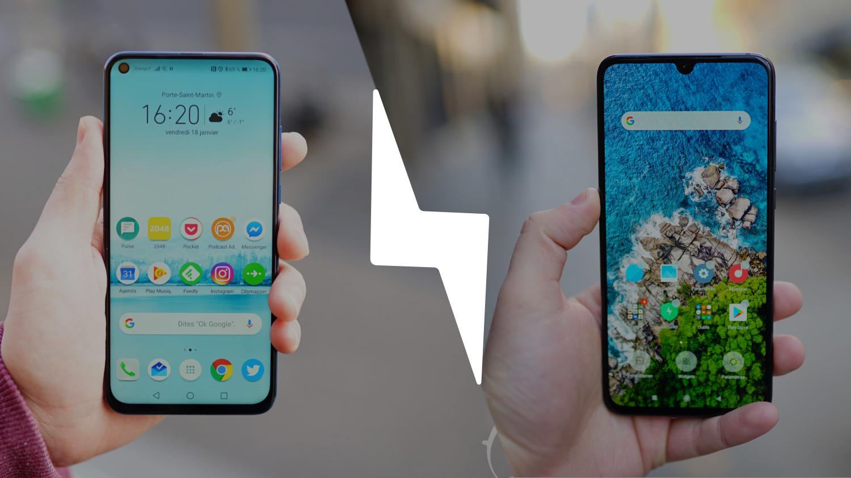 Xiaomi Mi 9 vs Honor View 20 : lequel est le meilleur smartphone ? – Comparatif