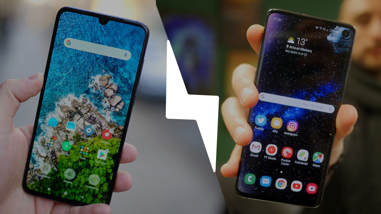 Samsung Galaxy S10 vs Xiaomi Mi 9 : lequel est le meilleur smartphone ? – Comparatif
