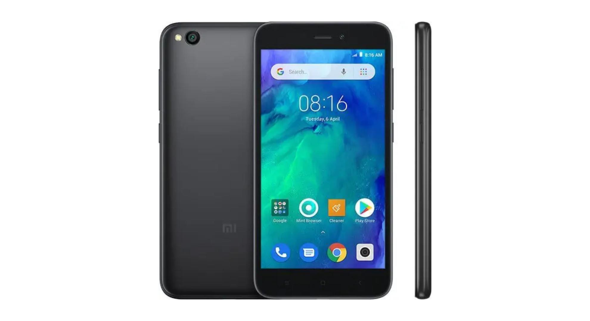 🔥 Bon plan : le Xiaomi Redmi Go (avec Android Go) est à 65 euros