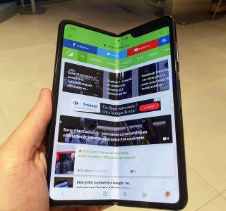 Les tablettes pliables c'est très bien, mais à quand les smartphones pliables ?