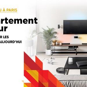 Dès demain, Fnac-Darty vous invite à visiter l'Appartement du futur