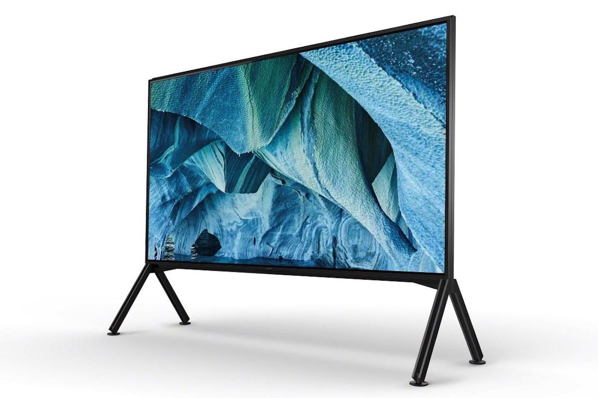 60 000 euros, voici le prix du premier téléviseur 8K de Sony