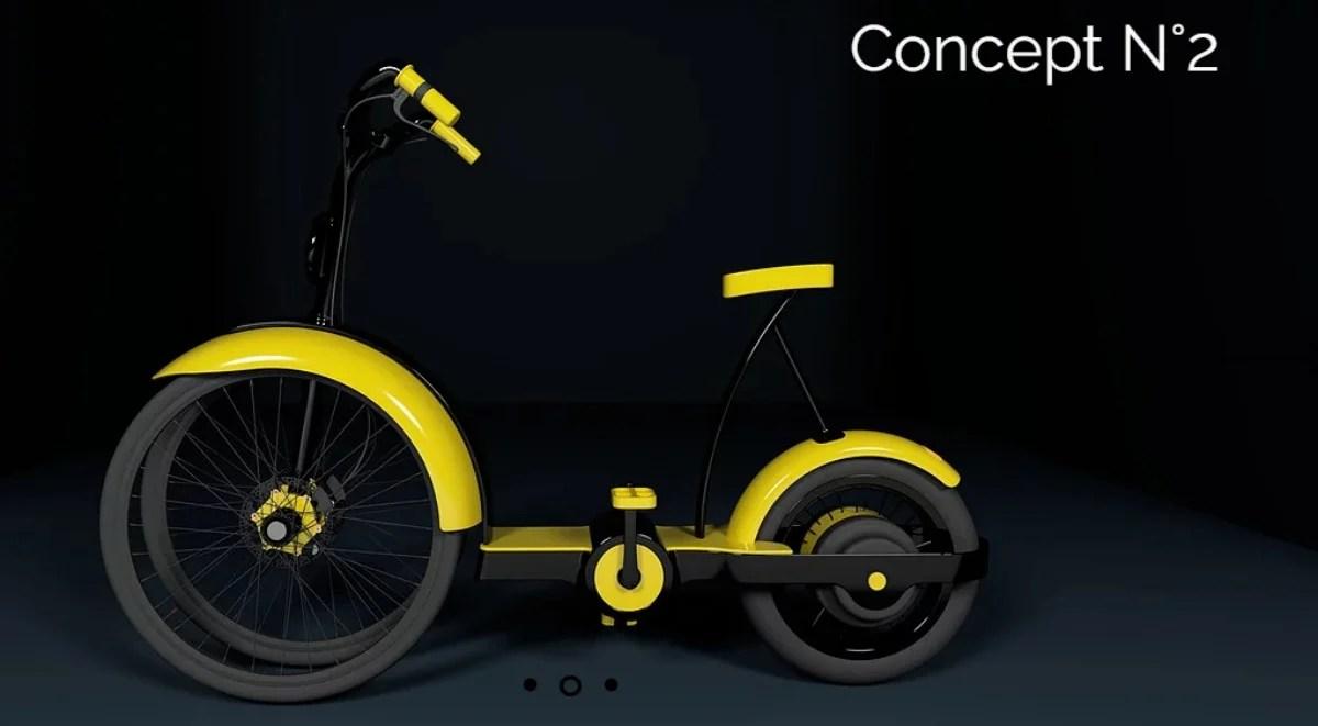 Ufeel : ce vélo électrique sans batterie se recharge en pédalant