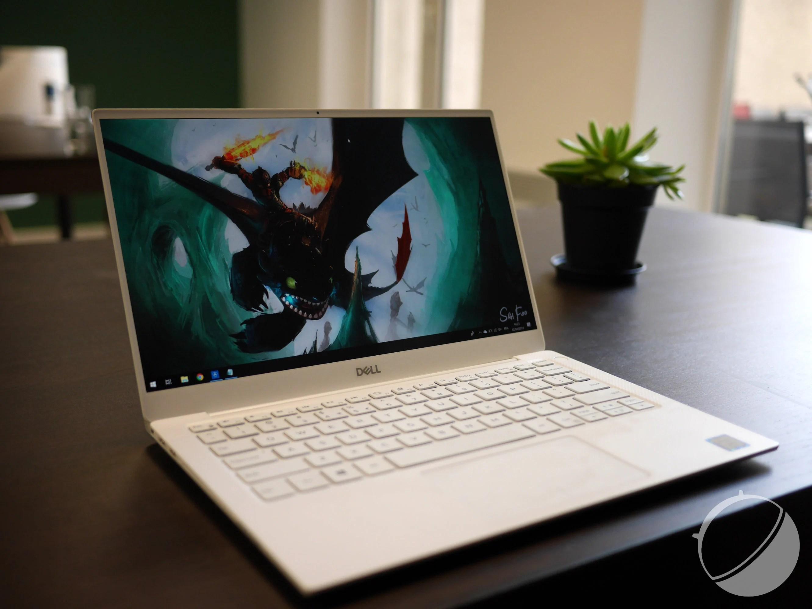 Test du Dell XPS 13 9380 (2019) : du mieux et du moins bon