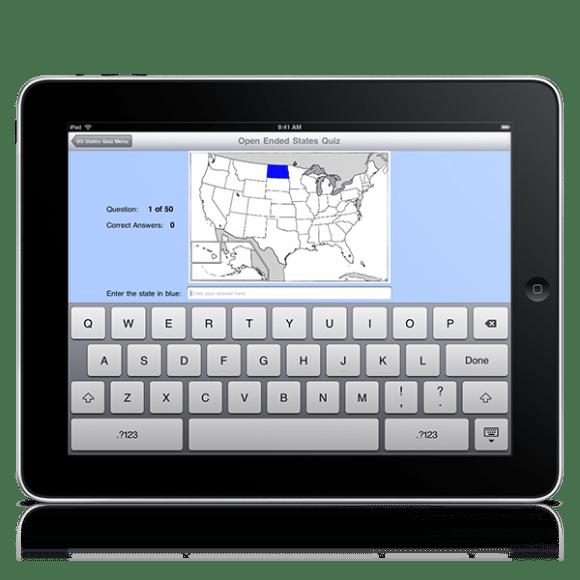 Apple iPad 3 – 9.7 pouces