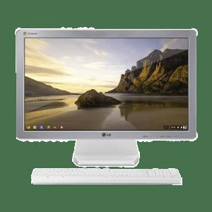 LG Chromebase 22CV241