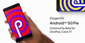 OnePlus 3 et 3T : profitez d'Android 9 Pie dès maintenant en bêta