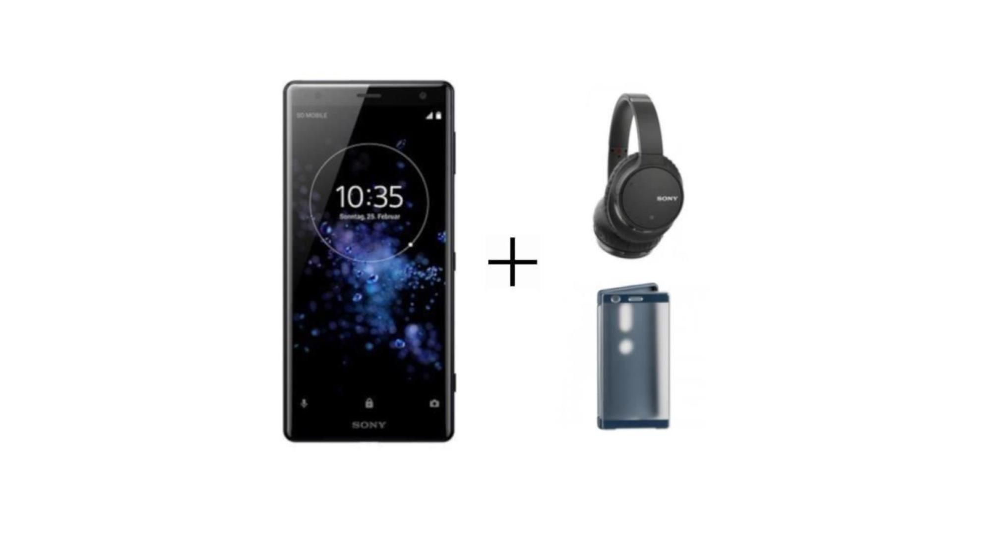 🔥 French Days : pack Sony Xperia XZ2 et casque WH-CH700N à 427 euros