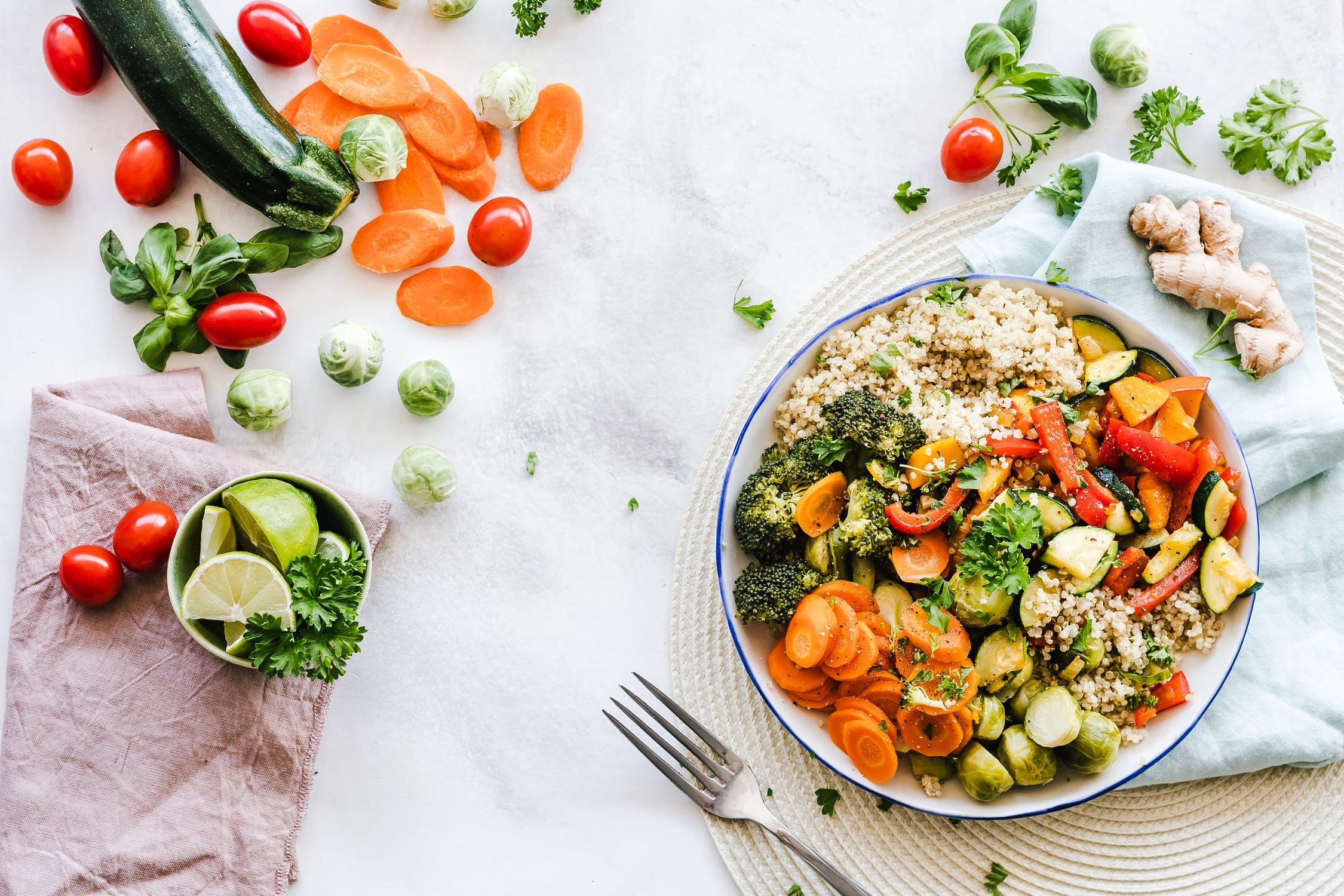 L'app de la semaine : je suis végétarien et je trouve des restaurants sans aucun mal