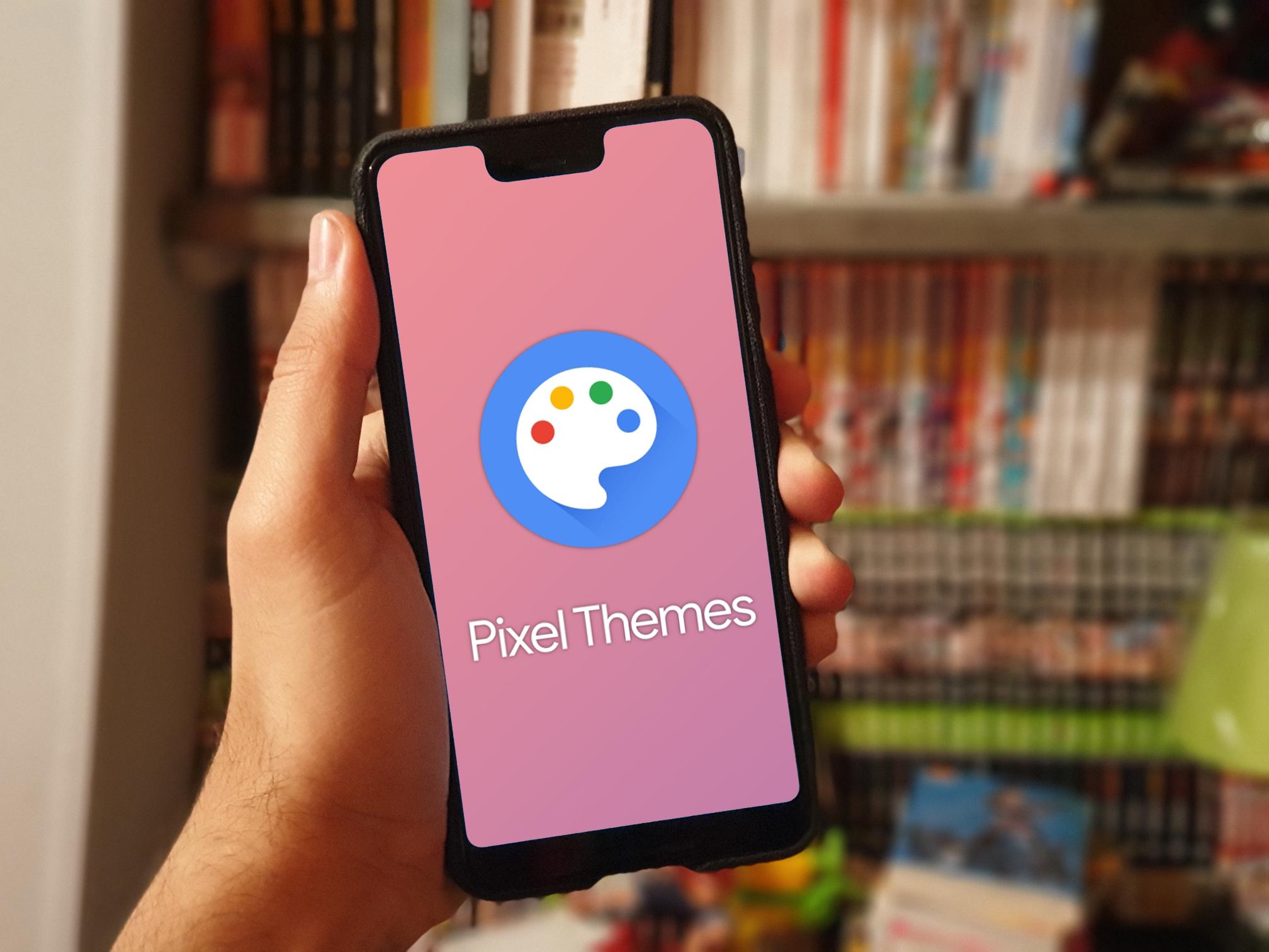 Android 10 Q va permettre aux Pixel de personnaliser leurs icônes