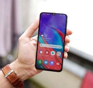 Test du Samsung Galaxy A40 : bon sans être champion