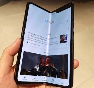 Samsung Galaxy Fold : iFixit analyse ses problèmes d'écrans cassés